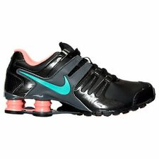 Women's Nike Shox Current Running Shoes Black Many Sizes #W085