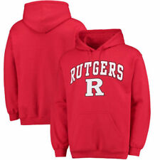 Rutgers Scarlet Knights Fanatics Branded Campus Hooded Sweatshirts