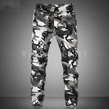 Military Mens Baggy Harem Slacks Trousers Pants New Fashion Casual Size Hot