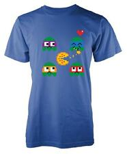 BNWT PAC TURTLES PAC MAN GAMING FUNNY NINJA MASHUP ADULT T-SHIRT S-XXL