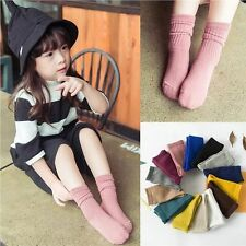 Age Years4-10 Lovely Hot Toddlers Kids Girls Socks New Cartoon Korean Style