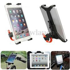 Adjustable Bike Stand Mount Holder Music Microphone Clamp For ipad Air Tablet PC