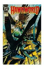 Hawkworld #3 (Aug 1990, DC) fn+ comic book