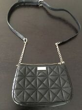 Kate Spade Black Quilted Sedgwick Place Crossbody