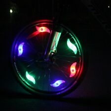 Flashing LED Bike Bicycle Cycling Wheel Wire Tyre Bright Spoke Light Lamp Hot