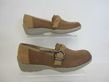 """Easy B Ladies Shoes """"Cork"""" Camel/Sand EE Fitting UK Sizes4/6 (R41B)"""
