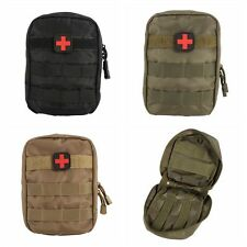 Travel Camping Carry Storage Bag Tactical EMT Medical First Aid Bag Outdoor