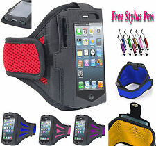 Sports Gym Running Jogging Armband Case Cover Stand  Fits For Nokia Lumia 635 UK