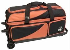 BSI 3-Ball Triple Roller Bowling Ball Bag in Assorted Colors