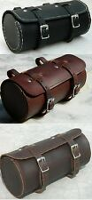 Real Leather Schwin Bicycle Saddle tool Bag Utility Round Mountain Tool kit Gift