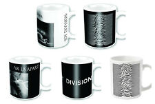 Joy Division Mug Unknown Pleasures Logo New Official Boxed