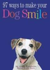 97 Ways to Make a Dog Smile by Jenny Langbehn (2003, Paperback)