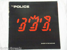 Vintage The Police Ghost In The Machine Album Vinyl Record LP SP 3730
