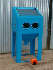 BLASTING CABINET INC DUST EXTRACTOR BLAST SHOT BEAD GRIT SAND ABRASIVE