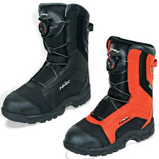 HMK Voyager BOA Insulated Waterproof Winter Snow Sled Snowmobile Boots