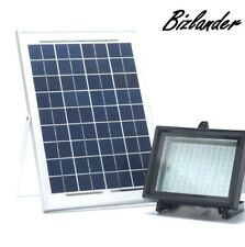 Bizlander 108LED Solar Flood Light 1109Lux Light for Palm Tree. Landscaping
