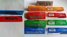 Official Rizla Small Standard King Size Rolling Rizla Paper Green Blue Silver