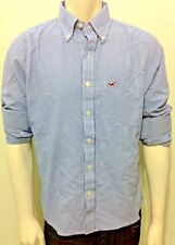 HOLLISTER by Abercrombie Men Classic Micro Checks Shirt NwT X-Large