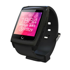 Uwatch Android Bluetooth Smartwatch w Pedometer Sleep Monitor Anti-theft Compass