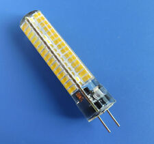 10-5-1pcs GY6.35(GX6.35) 120-5730SMD LED BULB 7W 600LM DC12-24/AC12V White/warm