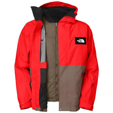 New North Face Mens Rachet Triclimate Ski Jacket $320, Size M XL