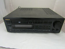 Onkyo 120W DVD Receiver Model DR-90 Home Theater Surround Sound Tested