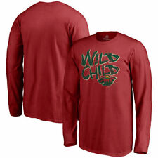 Minnesota Wild Youth Hometown Collection Wild Child Long Sleeve T-Shirt - NHL