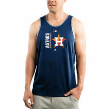 Houston Astros Majestic Authentic Collection Team Icon Tank Top - MLB