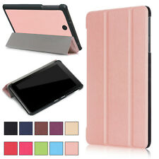 Slim Stand Folio Wallet Leather Case Cover For Barnes & Noble Nook Tablet 7 2016