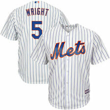 David Wright New York Mets Majestic Official Cool Base Player Jersey - MLB