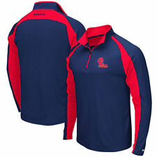 Colosseum Ole Miss Rebels Pullover Jacket - NCAA