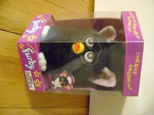 Rare Vintage New NIB 1998 Black Toy FURBY 70-800 Hasbro Tiger Electronics