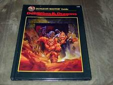 TSR AD&D 1995 2nd edt - Dungeon Master Guide BOOK #2160 Advanced Dungeon Dragons