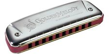 542 Golden Melody Harmonica