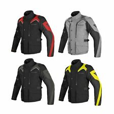 Dainese Tempest D-Dry Duratex Waterproof Motorcycle/Bike Riding/Touring Jacket