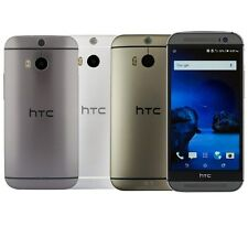 HTC One M8 32GB Smartphone Gray Gold Silver (Verizon) Factory Unlocked LTE B