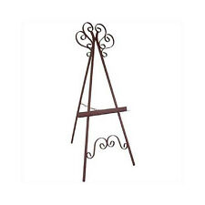 Grace Collection French Wrought Iron Easel