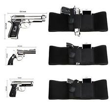 Ultimate Belly Band Holster for Concealed Carry Fits Gun Ruger Glock Springfield