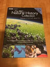 The BBC Natural History Collection featuring Planet Earth DVD Box Set NEW SEALED