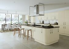 NEW HIGH GLOSS VIVO IVORY/CREAM kitchen doors and drawer fronts