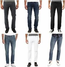 Levis 511 Slim Fit Jeans Mens Low Rise Zip Fly Slim Slightly Tapered Leg Denim