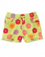 NWT GYMBOREE GIRLS PRETTY POSIES SHORTS-BIG VARIETY-SZ.12-18 MOS 18-24 MOS  2T