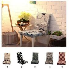 40*90cm Stretch Dining Room Chair Cover Slipcover Stool Washable Protector