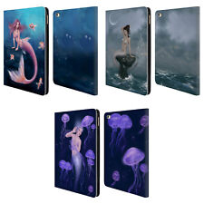 OFFICIAL RACHEL ANDERSON MERMAIDS LEATHER BOOK WALLET CASE COVER FOR APPLE iPAD