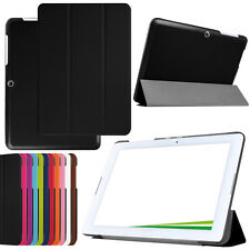 """Ultra Slim Leather Case Cover for 10.1"""" Acer Iconia One 10 B3-A20 Tablet PC"""