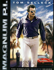 Magnum P.I.: The Complete Seventh (7) Season ( New DVD