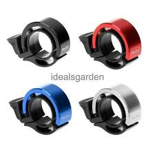 90db Bike Bicycle Invisible Handlebar Bell Safety Ring Loud Sound Cycling Horn