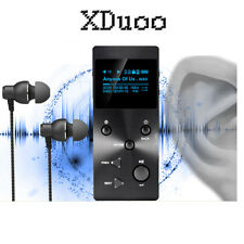 XDUOO X3 OLED Screen Lossless Audio HIFI MP3 Music Player + XDUOO HI-FI Earphone