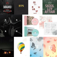BTS - BANGTAN Album CD Collection + [GIFT SET] (wings, you never walk alone ETC)