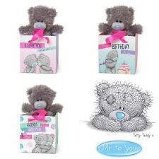 Me to You Tatty Teddy Bear In A Bag Birthday Gifts For Friends Or Your Loved One